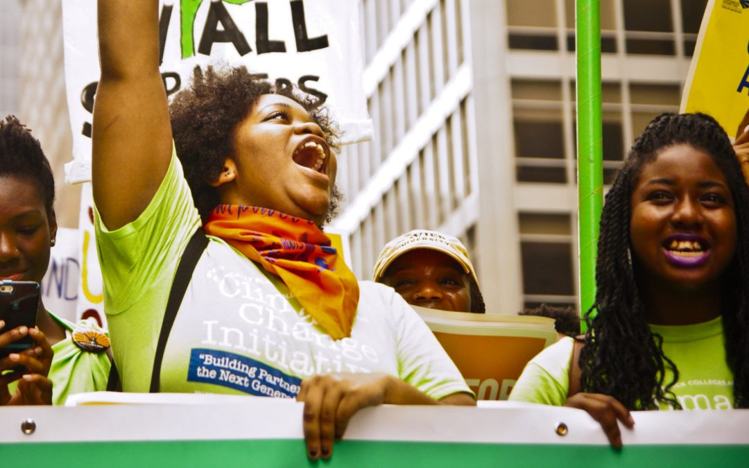 Americans of color put whites to shame on climate – 9/26/2014